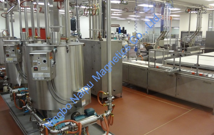 Application of Food Raw Material and Food Additive in Processing
